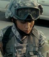 Guardswoman