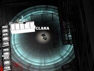 Clara (Assault) barricaded