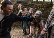 AMC 616 Rick Dispatching Walkers