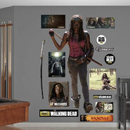 Michonne Fathead Wall Decal 2