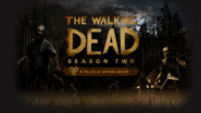 Walking Dead Season 2 TT Cover