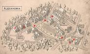 Alexandria Map