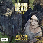 The Walking Dead scratch games (Maine)