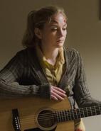 Beth and da guitar