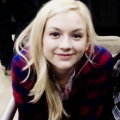 File:Emily Kinney face soooo cute like a baby she looks so young.png