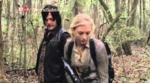The Walking Dead 4x13 Sneak Peek 3 Alone Full HD Daryl-and amp; Beth