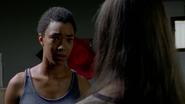 Sasha Tells Enid They Need to Keep Maggie Safe
