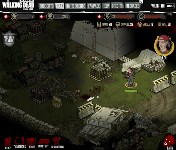 File:AMC The Walking Dead Social Game on Facebook(2).png