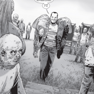 Negan & The Whisperers 156