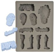 Body Parts Silicone Tray 4