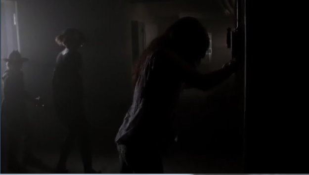 File:Carl, Maggie and Lori 3x04.png