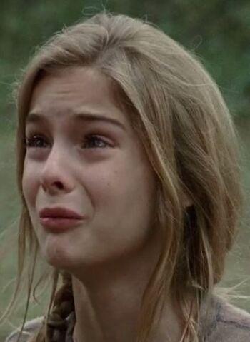 File:Lizzie The Walking Dead Cry.JPG