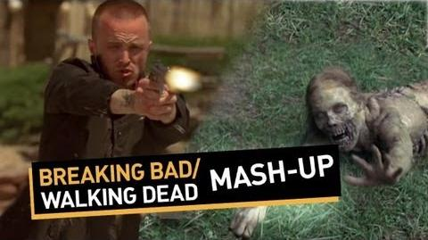 Breaking Bad Walking Dead Mash-Up
