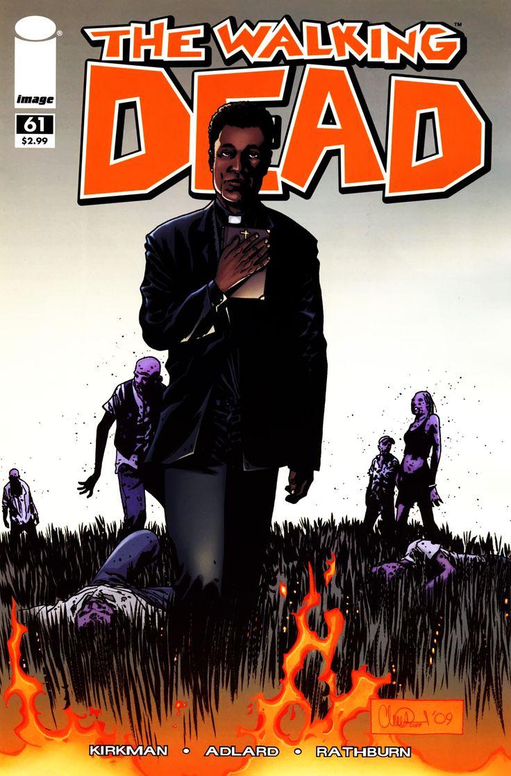 Issue 61 Walking Dead Wiki Fandom Powered By Wikia