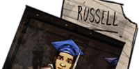 Russell (Video Game) Gallery