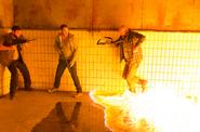 AMC 613 Saviors Burning Up