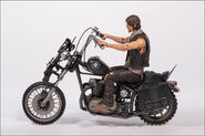McFarlane Toys The Walking Dead TV Series 5 Daryl Dixon & Chopper Box Set 4