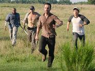 Rick & Shane & TDog & Glenn chup, 1