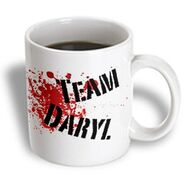 Team Daryl Ceramic Mug