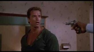 """""""Fuck You Asshole"""" - Commando Arnold Quotes"""