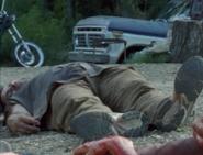 Grayshirtman dead (Wildfire)