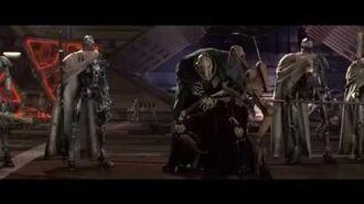"Obi-Wan - ""Hello there."""