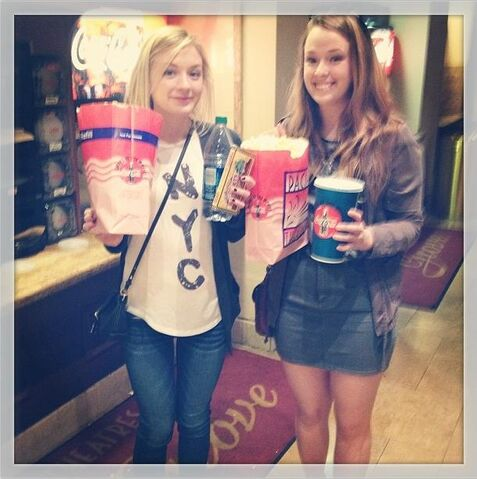 File:Emily and her friend buying snacks for the movie.JPG