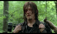 5x02 Daryl Shocked