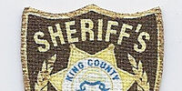 King County Sheriff's Department Gallery