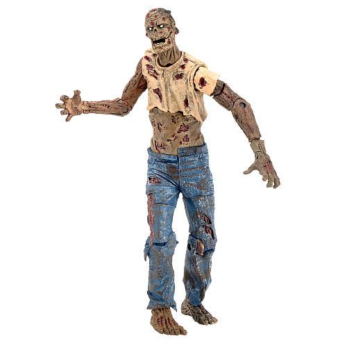 image the walking dead comic series 1 5 inch action figure zombie walking dead. Black Bedroom Furniture Sets. Home Design Ideas