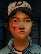 IHW Clem Unhappy
