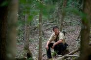 AMC 603 Rick Sitting in Woods