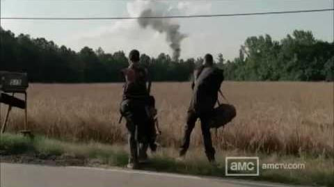 The Walking Dead Episode 303 Walk with Me Sneak Peek