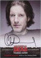02 Charlie Adlard Autograph Card
