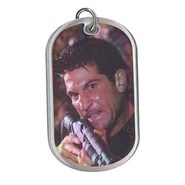 The Walking Dead - Dog Tag (Season 2) - SHANE WALSH 14 (Foil Version)
