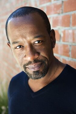 Lennie James (Morgan Jones)