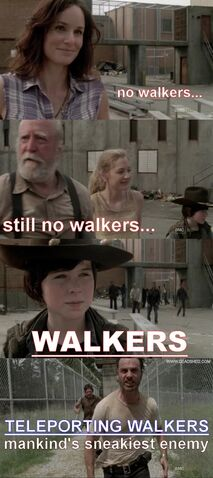 File:The Walking Dead Season 3 Teleporting Walkers Meme DeadShed.jpg