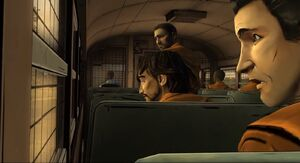400 Days Vince Bus