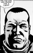 Issue 105 Negan Joke