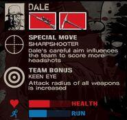 Dale (Assault) Profile