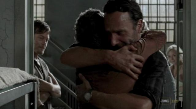 File:Carol and Rick hugging with Beth on the side.JPG