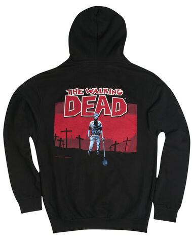 "File:THE WALKING DEAD ""GRAVE DIGGER"" BLACK HOODIE.JPG"