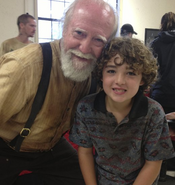 Luke and Scott Wilson