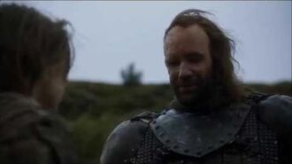 Best Scene - The Hound