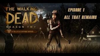 The Walking Dead Movie Edition - Season 2 Episode 1