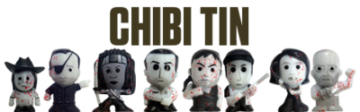TWD Chibi Tin Series 1