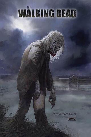File:San Diego Comic-Con 2012 - The Walking Dead Season 3 Illustrated Poster.jpg