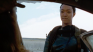 Sasha Williams Done with Rosita 7x14 The Other Side