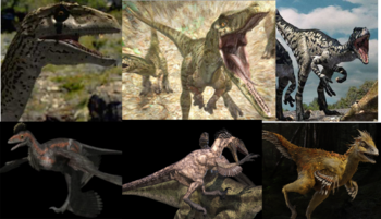 Dromaeosauria