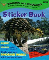 WWD Sticker Book